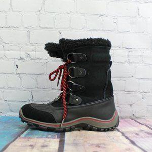 PAJAR Alina Faux Fur Winter Snow Boot Sz 9 - 9.5